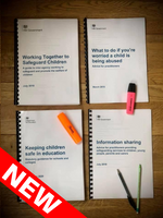 NEW! 2020 Safeguarding Pack