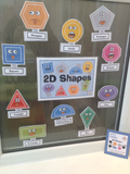 2D Shapes - Display