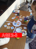 2D Shapes - Sorting - PARENT PACK