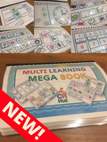 NEW! Mega Book - Multi Learning