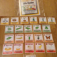 Life Cycles - Mini Pack