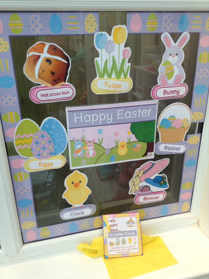 Easter - Display