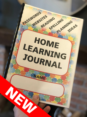 NEW - Home Learning Journal