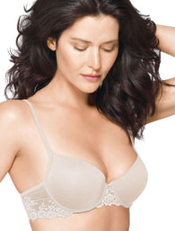 Embrace Lace Petite Push Up Underwire Bra