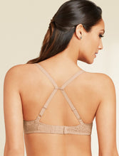 Load image into Gallery viewer, Halo Lace Underwire Bra in Toast