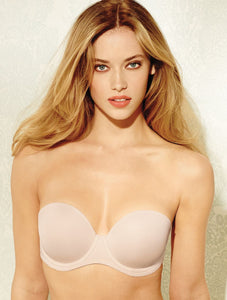 Red Carpet Strapless Convertible Underwire Bra