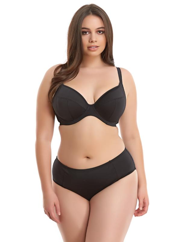 Elomi Essentials Underwire Plunge Swim Bra
