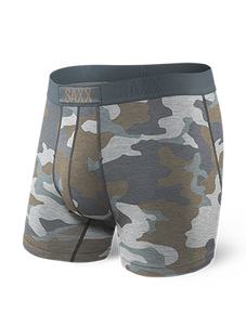 Vibe Boxer in Gray Supersize Camo