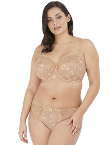 Morgan Toasted Almond Underwire Banded Bra
