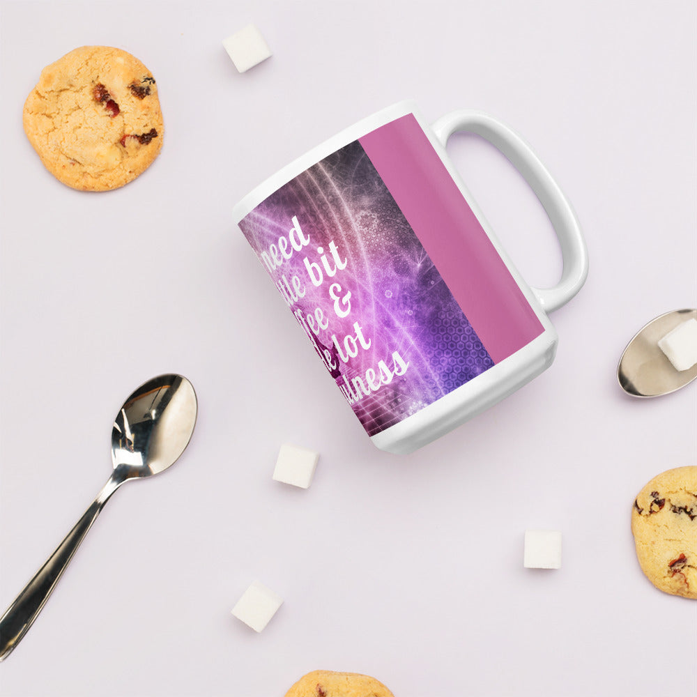 Customized Coffee Mug for Yoga Mindfulness - MyLittleStuff