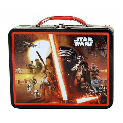 Star Wars Episode Vii Tin Lunch Box