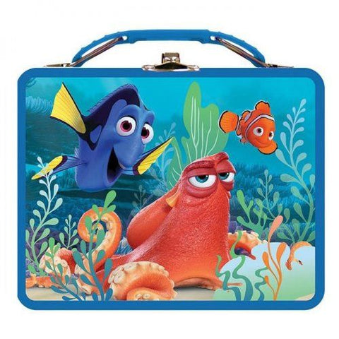 Finding Dory And Nemo Dk Blue Lunch Box