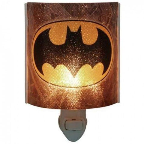 Batman Logo Acrylic Nightlight