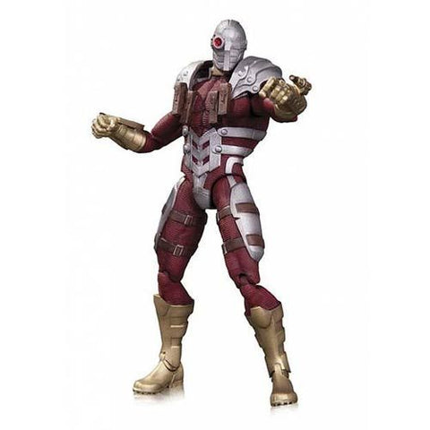 DC Comics Super Villains Suicide Squad Deadshot Figure