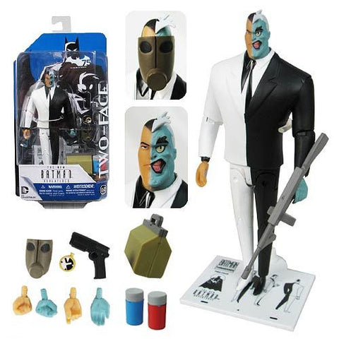 The New Batman Adventures Two-Face Action Figure