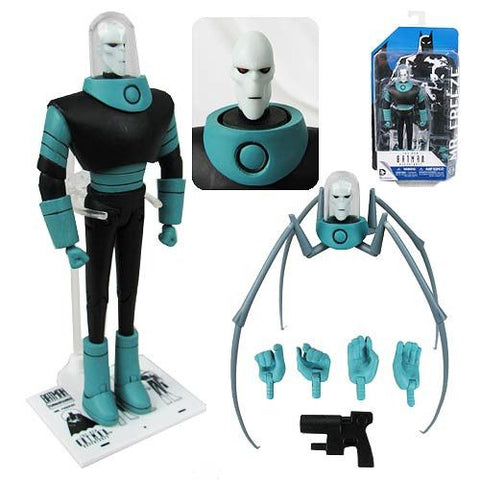 The New Batman Adventures Mr. Freeze Action Figure