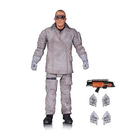 Flash TV Series Heat Wave Action Figure