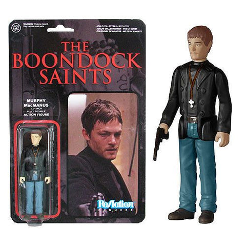 Boondock Saints Murphy MacManus ReAction Action Figure