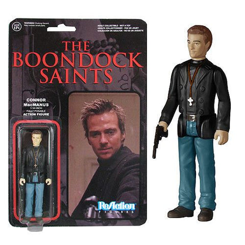 Boondock Saints Connor MacManus ReAction Action Figure