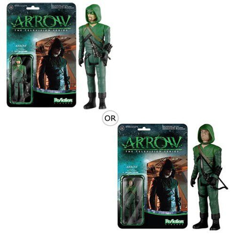 Arrow Green Arrow ReAction 3 3/4-Inch Retro Action Figure