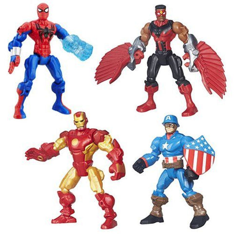 Marvel Super Hero Mashers Action Figures Wave 11