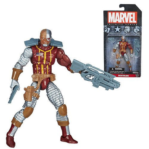 Marvel Infinite Series Deathlok 3 3/4-Inch Action Figure