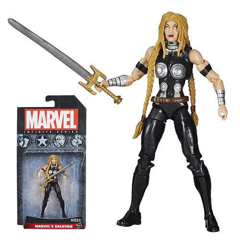 Marvel Infinite Series Valkyrie 3 3/4-Inch Action Figure