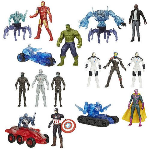 Avengers: Age of Ultron 2 1/2-Inch Action Figures Wave 3