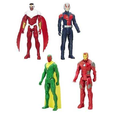 Avengers Titan Hero 12-Inch Action Figures Wave 1