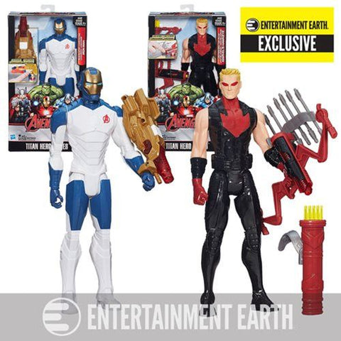 Avengers Titan Heroes Electronic Figure Case - EE Exclusive