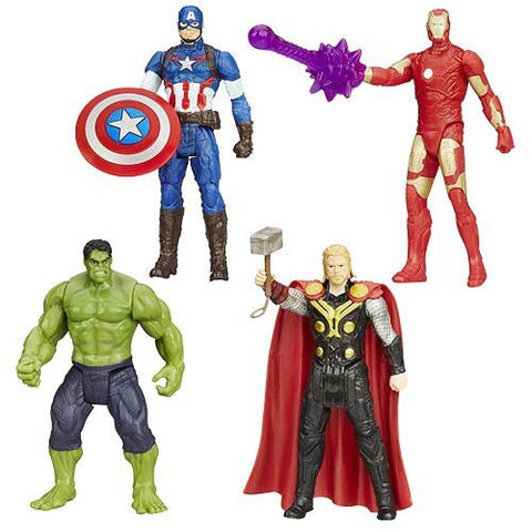 Avengers All-Star Action Figures Wave 1 Case