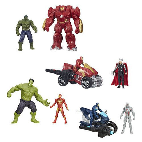 Avengers: Age of Ultron 2 1/2-Inch Deluxe Figures Wave 2