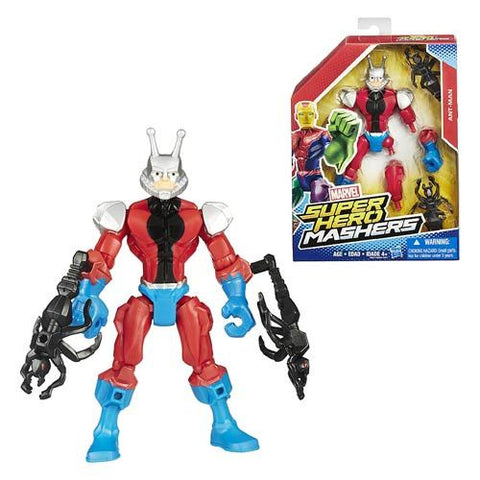 Ant-Man Marvel Super Hero Mashers Action Figure
