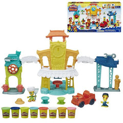 Play-Doh Town 3-in-1 Town Center Playset