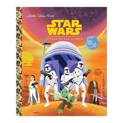 Star Wars: Attack of the Clones Little Golden Book