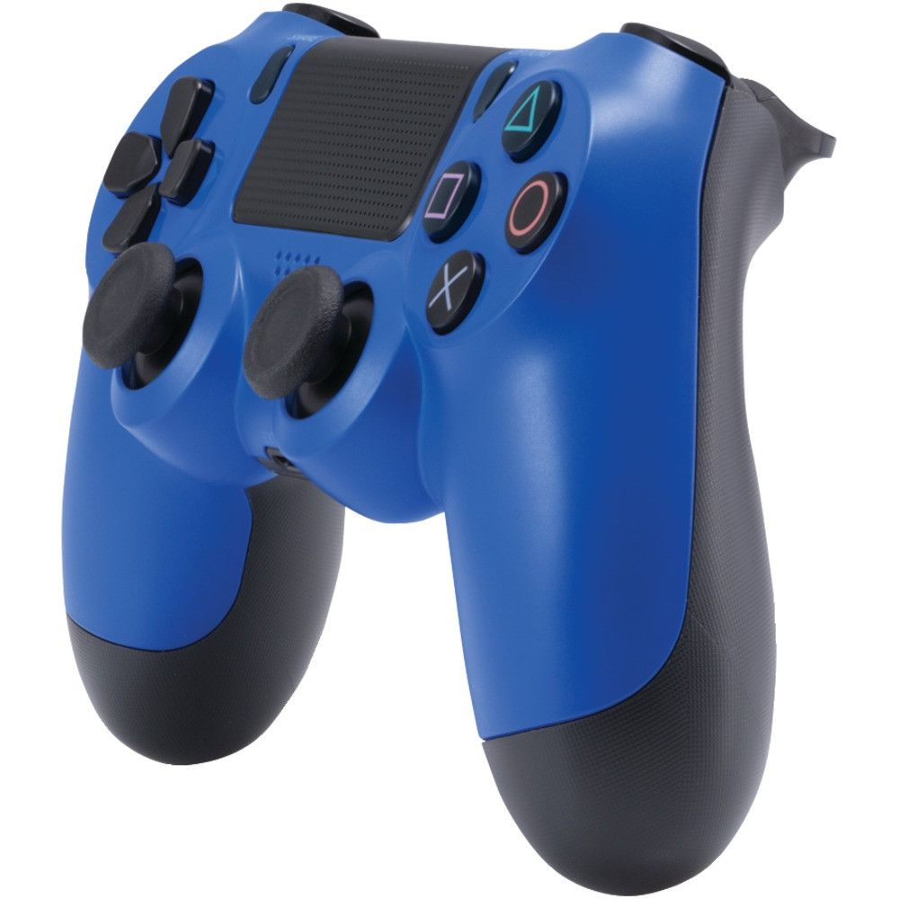 Sony Playstation4 Dualshock4 Wireless Controller (wave Blue) - Shazam Toys