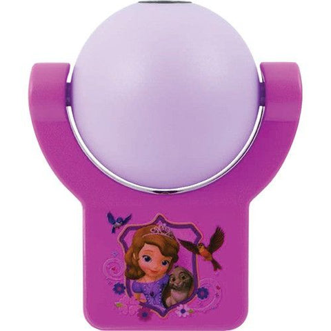 Disney Led Projectablesnight-light (sophia The First)