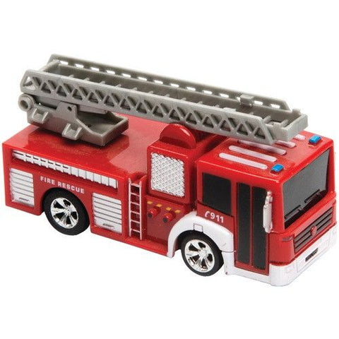 Cobra Rc Toys Remote-control Mini Fire Truck