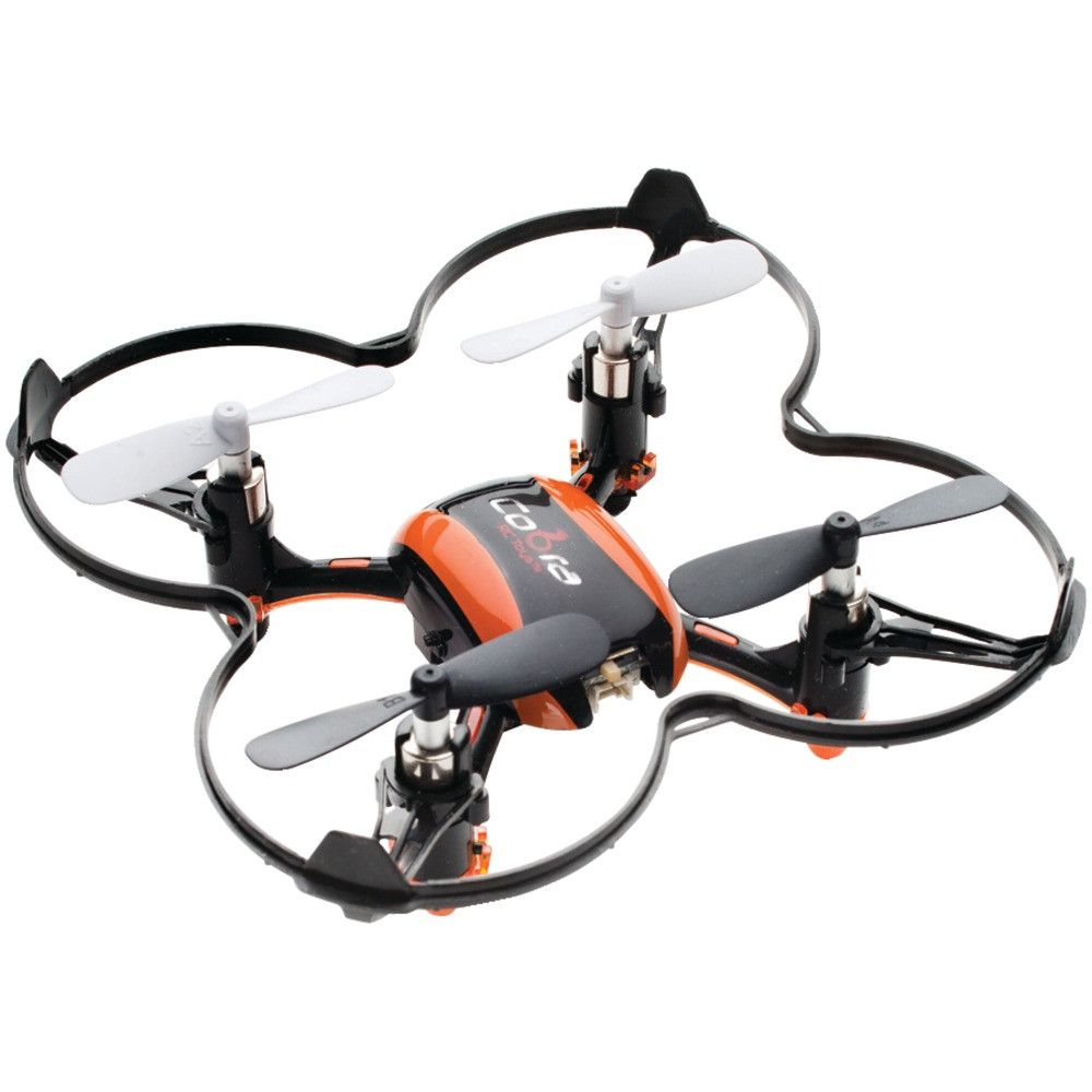 Cobra Rc Toys 2.4ghz Micro Drone-copter - Shazam Toys