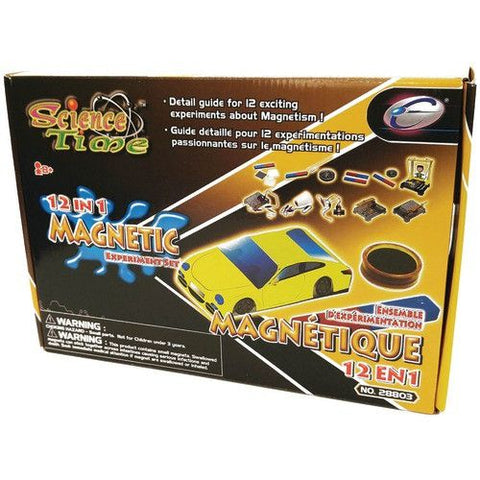 Science Time Magnetics Science Kit