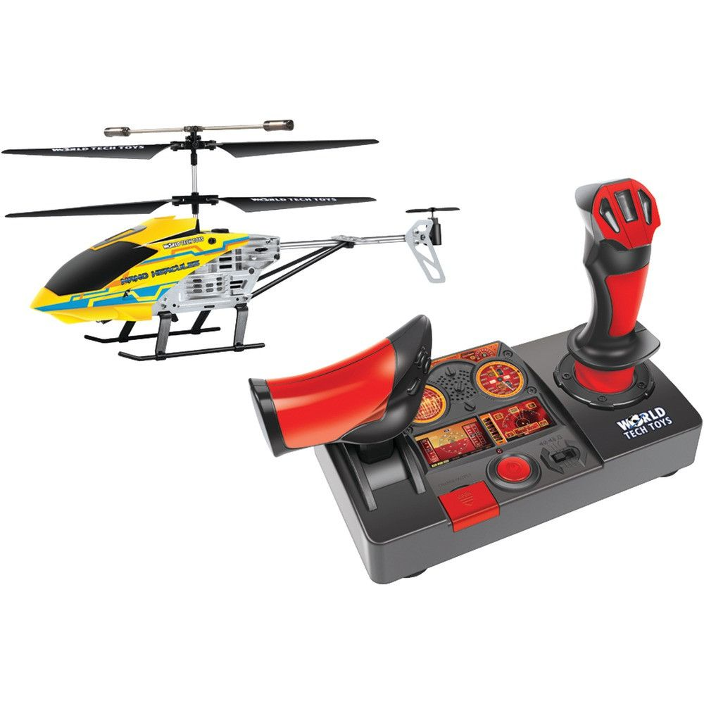 World Tech Toys 3.5-channel 2.4ghz Nano Hercules Helicopter - Shazam Toys