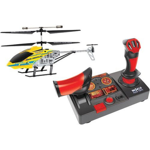 World Tech Toys 3.5-channel 2.4ghz Nano Hercules Helicopter