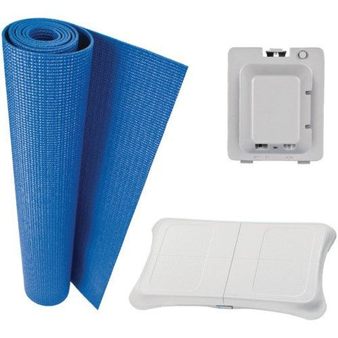 Cta Nintendo Wii Fit 3-in-1 Combo Kit
