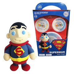 Superman Super Dough Do It Yourself Modeling Set