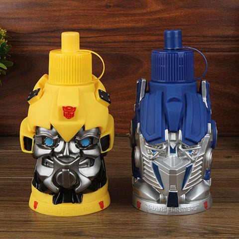 Creative Minions 500 ml Stainless Steel Cup Thermos Mug Water Bottle Drinkware Water Cups Office Coffee Tea Cup Transformers