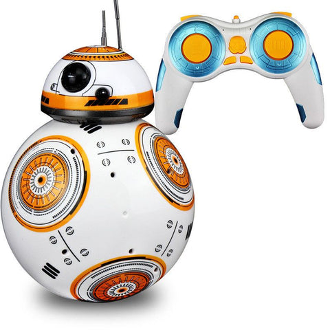 NEW Star Wars Robot BB-8 RC 2.4G remote control robot BB8 intelligent small ball with Original Box toys for kids christmas gift