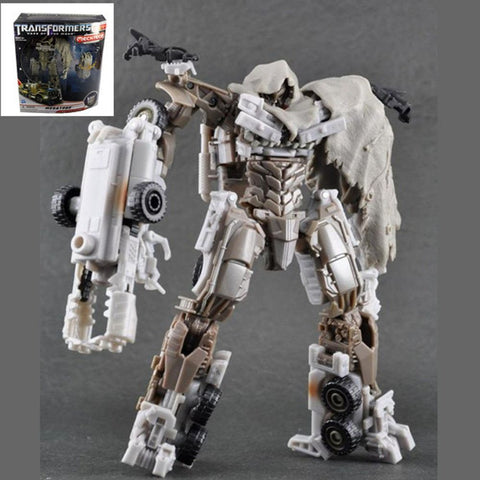Transformation 4 Robots Megatron Dark of the Moon Figure Car Autobots Toys BXJG008
