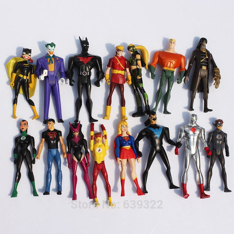 Super Heros Action Figures Toys