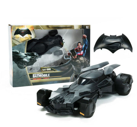 Batman v Superman Dawn of Justice Batman Batmobile PVC Action Figure Collectible Toy 25cm Retail Box WU416