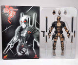 "Golden 12"" Model Deadpool Figure Marvel Legends Universe Figure X-Men Wolverine Action Figure Collectible Model Toys Gift - Shazam Toys"